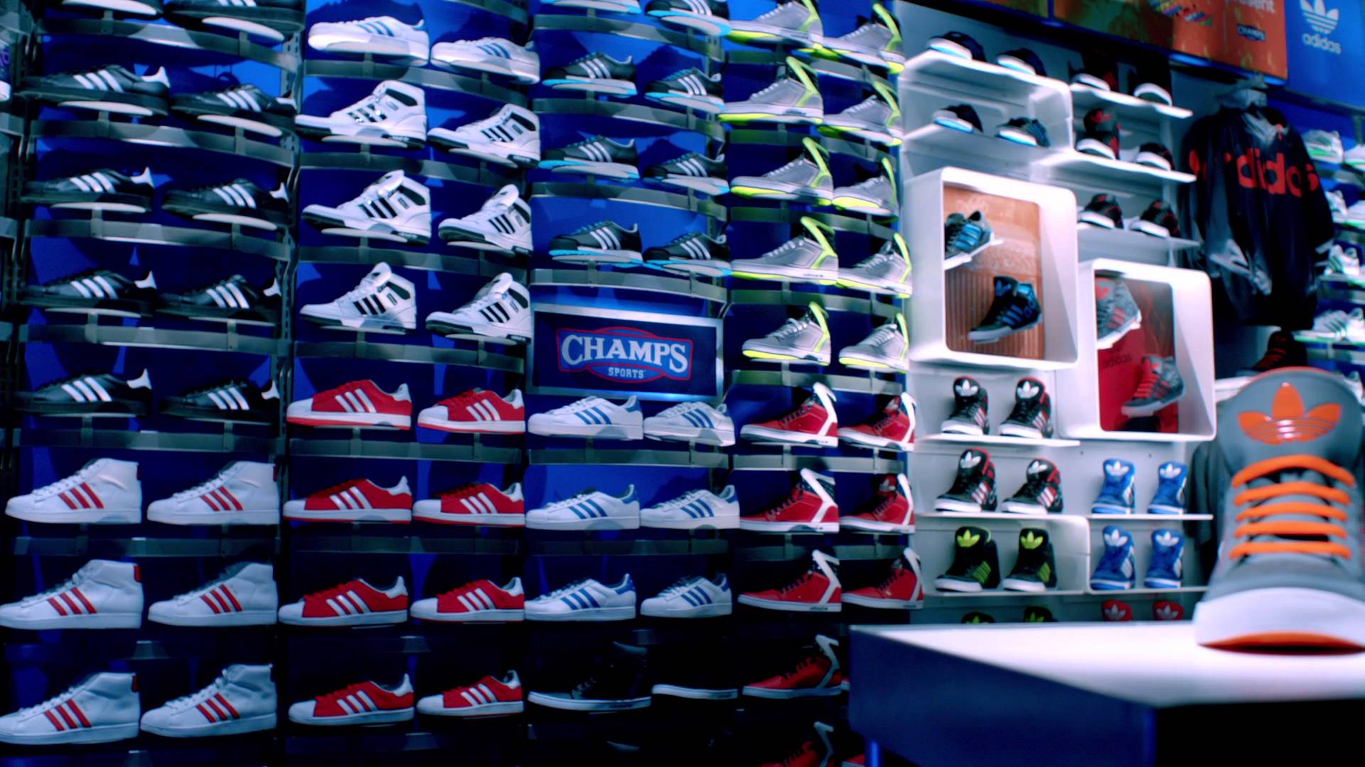adidas champs sports