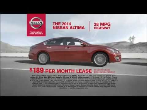 Song from nissan altima commercial