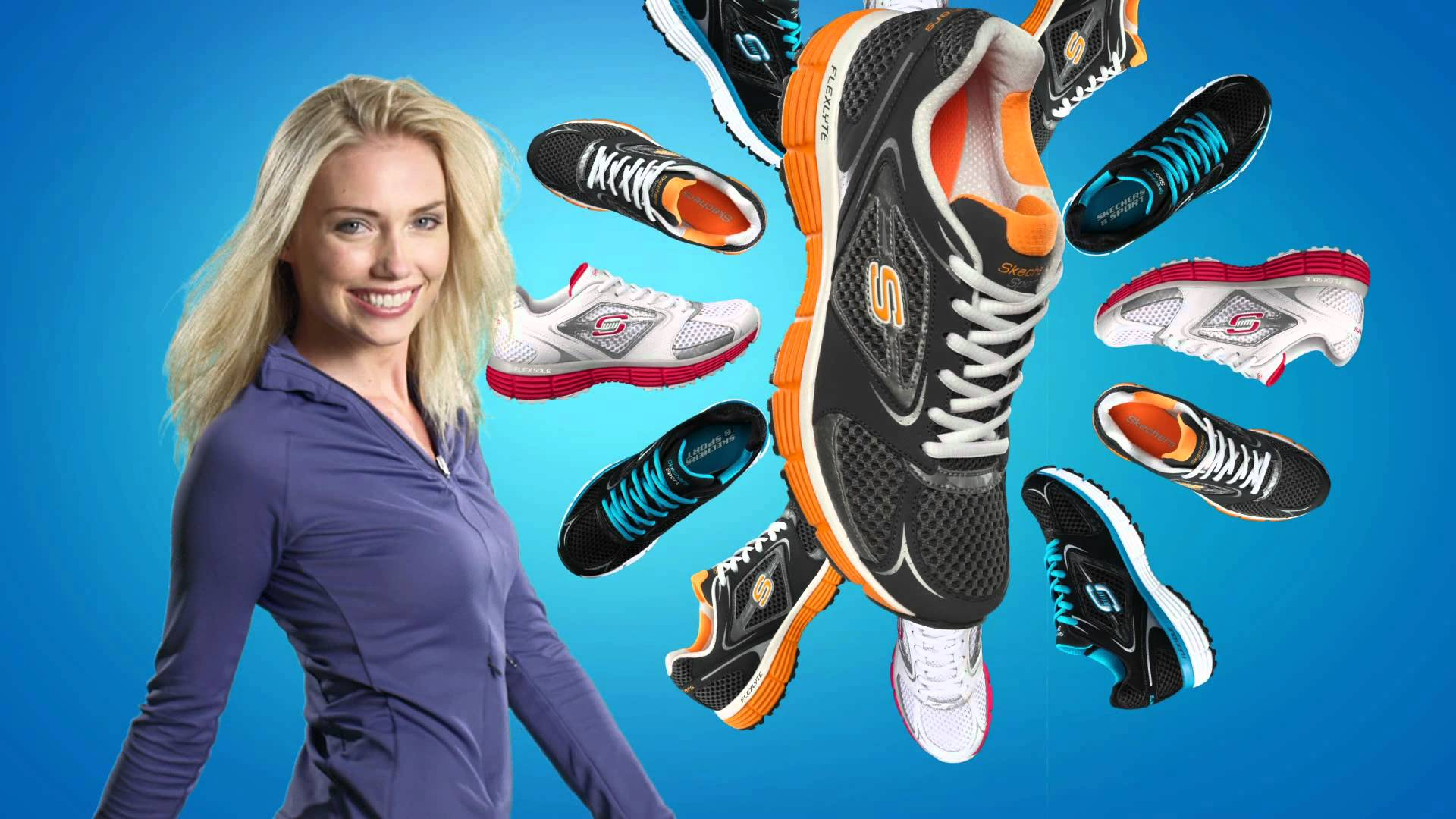 new womens skechers commercial