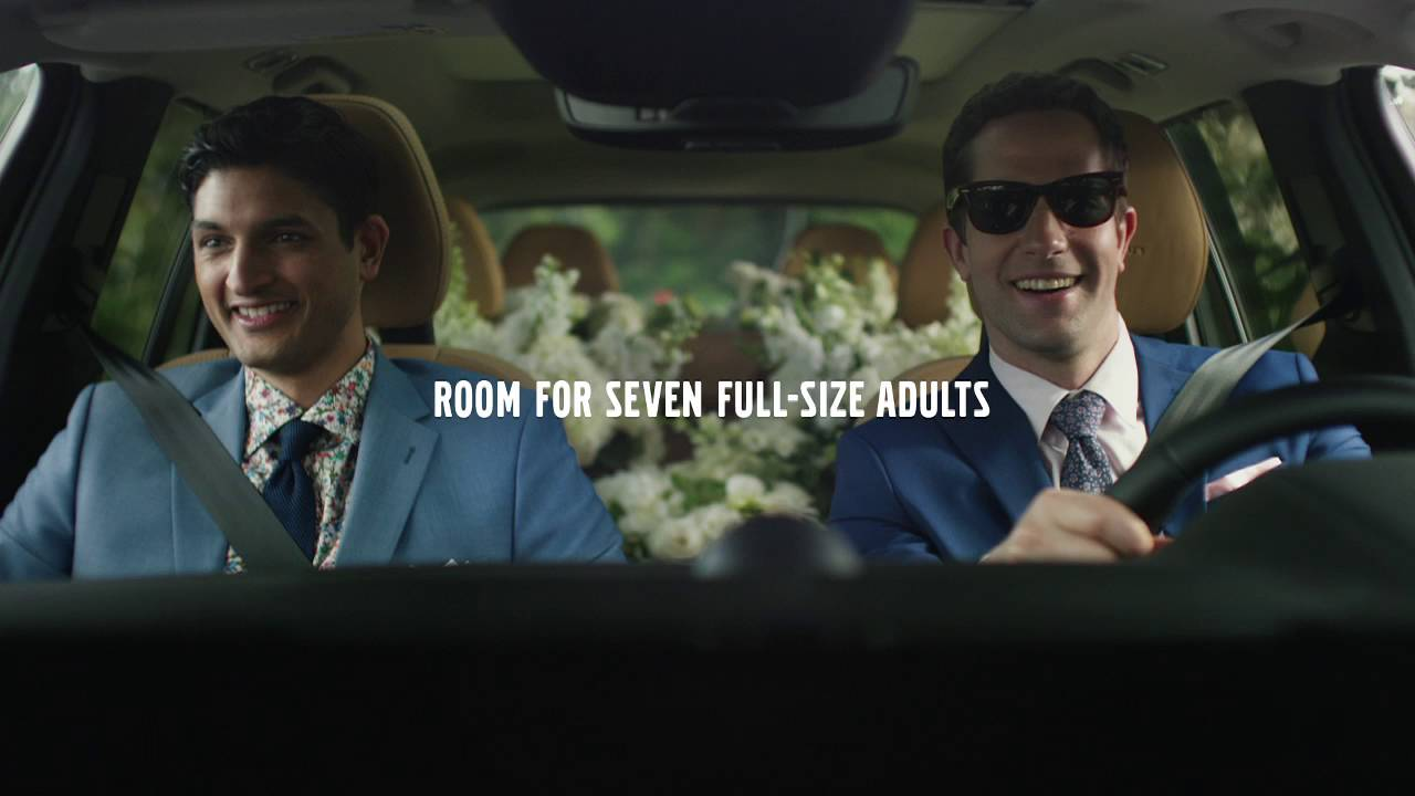 Volvo Xc90 Commercial >> 2016 Volvo Xc90 Flowers With 2 Passengers Commercial Song