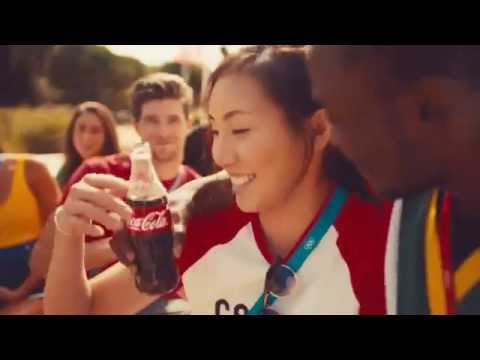 cocacola quotgold feelingsquot commercial song