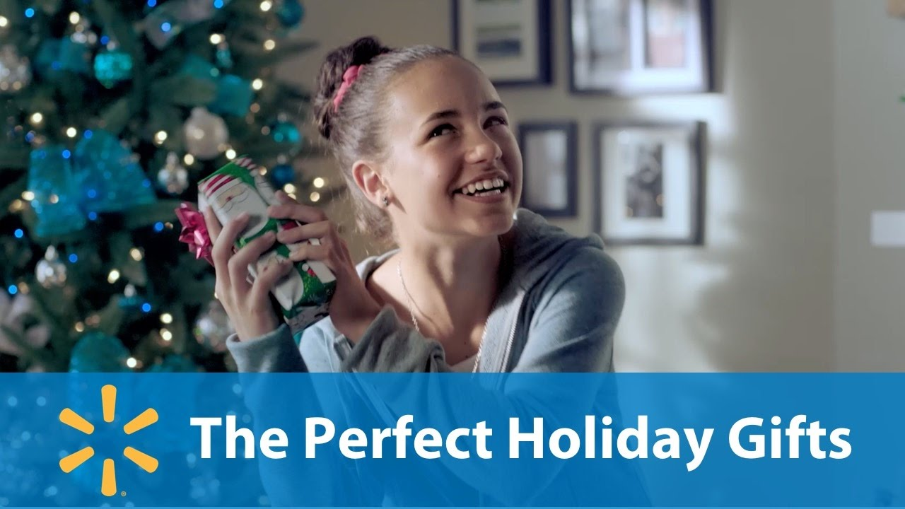 walmart excitement commercial song - Walmart Christmas Commercial