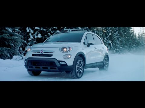 fiat 500x crossover dogsled commercial song. Black Bedroom Furniture Sets. Home Design Ideas