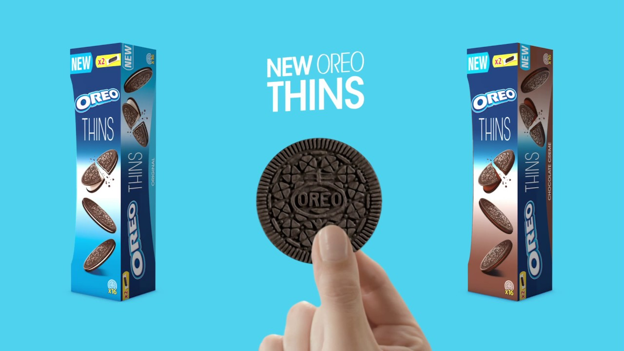"""Toyota Commercial Song >> Oreo """"Oreo Thins"""" Commercial Song"""